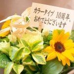 【カラータイプ®×つぶやき】~写真で見る10周年記念パーティー~